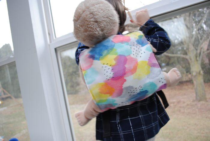 onbu doll carrier